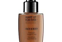 Summer Makeup / A few essentials that'll last in the summer sun / by Sam Edouard