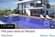 Modern luxury villas in Costa Blanca / I present to you luxury villas in Costa Blanca! Only the selected projects modern villas! High quality is guaranteed!