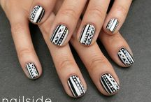 Nails - Tribal