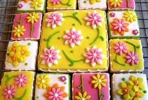 Galletas decoradas / Divertidas y bonitas galletas decoradas con fondant y glasa