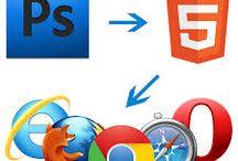 psd to html company / by jesus merlin
