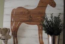 Horses / by Belora Bryant