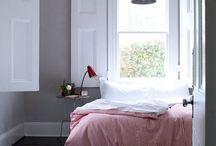 bedroom color / by Amanda Morgan