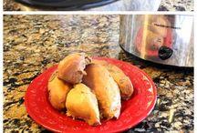 Foodie Finds/Crock Pot