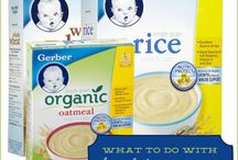 Recipes that use Baby Food