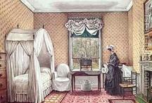 Historic Furnished Interiors