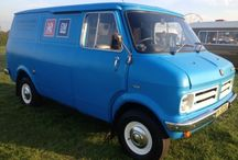 Bedford Van Project