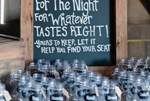 Unique Seating Charts and Escort Cards / by Fashioned Events