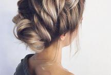 hairstyle nunta