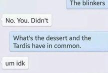 Dr who jokes