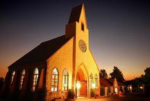 Wedding chapels & venues / Wedding chapels and ceremony venues at Midrand Conference Centre