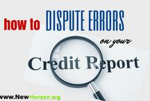 DIY Credit Repair Tips / by NewHorizon.Org