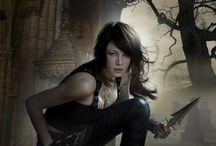 Female fantasy charakter