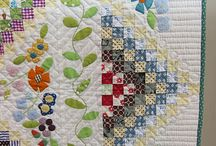Quilting and Embroidery