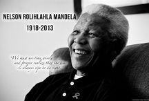 Our father - Nelson Mandela  / May your soul rest in peace - Tata Madiba