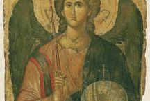 Άγιον Πνεύμα, Αρχάγγελοι-Άγγελοι- Holy Spirit-Angels Archangels
