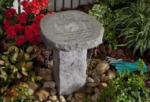 Tribute/Memorial Gardens  / by Garden-Fountains.com