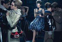 Fashion: Prada Campaign