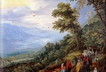 painting - jan brueghel the elder
