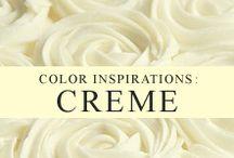 Color Inspiration: Creme