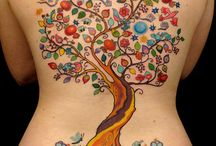 Tattoos / by Mags