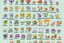 pokemon names list