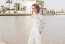 Bridal Trousers and Jumpsuits