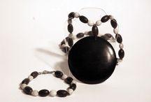 African jewelry / By African Shop. Made of wood and bones. Natural materials, modern design.   http://www.etnobazar.pl/shop/Sklep%20Afryka%C5%84ski/profile/search/ca:bizuteria-i-dodatki?limit=64