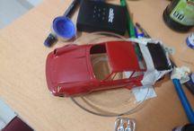 """porsche 911 / 1/24 tamiya porsche 911 turbo """"88"""