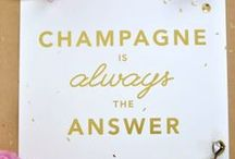 Champagne for everyone!