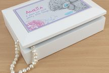 Personalised Bridesmaid Gift Ideas / Personalised Bridesmaid's Gifts