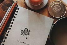 autumn / autumn inspirations