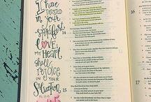 Prayer & Bible Journaling