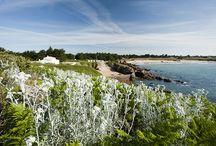 Paysages de L'île d'Yeu / Les paysages de L'île d'Yeu en Vendée