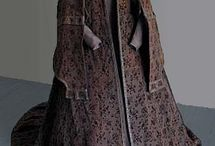 1600's Women's Clothing / by Tami Crandall