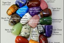 Gems, stones and crystals / Identifying them, their uses and making jewellery with them.