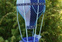 воздушный шар декор