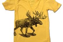 T-shirt alce