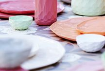 Cerâmica / Referências sobre trabalhos manuais em cerâmica