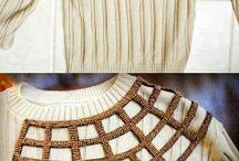 DIY clothing / by Lindsay Cleek Syrus