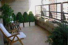 YOUR BALCONY / Balcony ideas - Design - Decoration