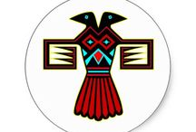 Native American Indian Bird