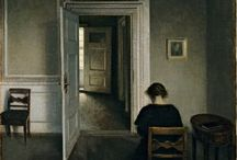 Vilhelm Hammershøi /  The poetry of silence