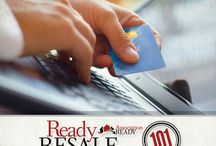 ReadyRESALE 101 / Helpful tips, information and solutions for the processing, delivery and ordering of documents, real estate estoppels and resale packages.