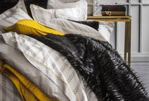 Bed linen/Linge de lit