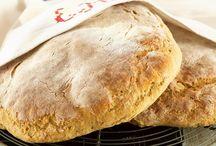leipäohjeet