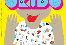 OKIDO Digital 08 / Okido 8 is all about the senses!  / by OKIDO Magazine