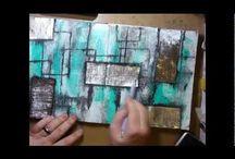 Art Journals / by Angela Mitchell