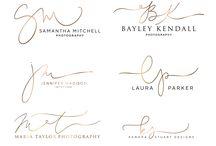 Photo logos design