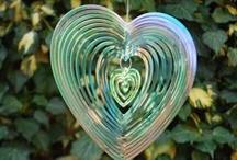 A Valentine's Garden / Our selection of Valentine's Day garden ideas
